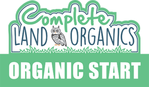 Get an Organic Start for your lawn with Complete Land Organics