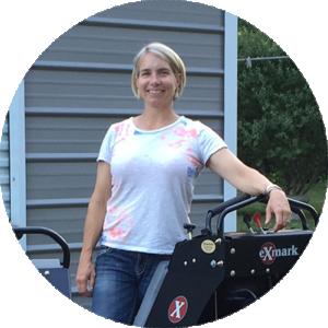 Britt Phillips Owner of Complete Land Organics