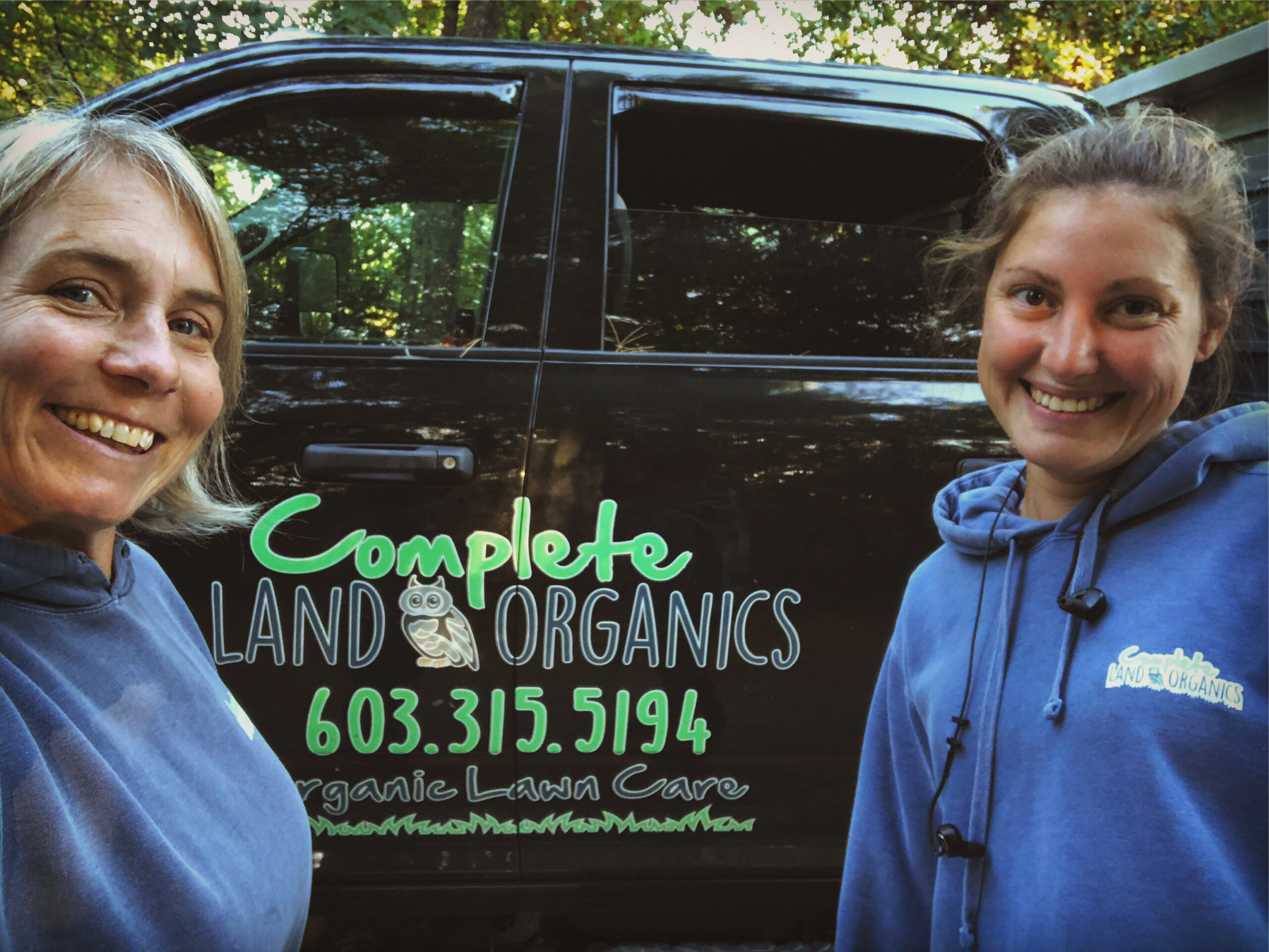 NH Organic Lawn Care Services from Complete Land Organics